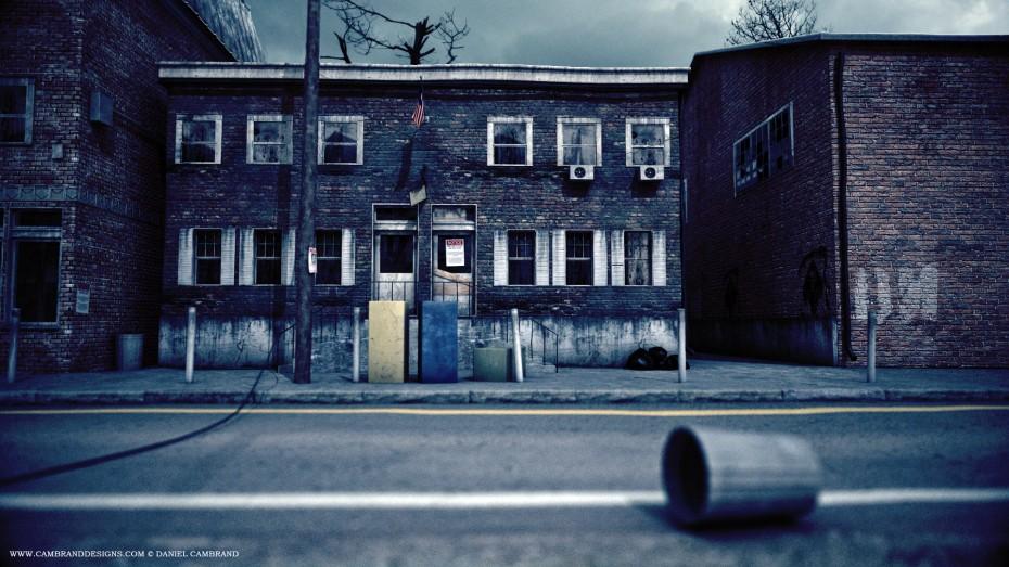 Creepy Street 1080
