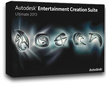 Autodesk 2013 Entertainment Creation Suite
