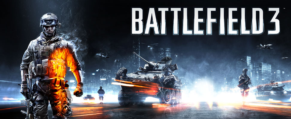Battlefield 3 Wallpaper
