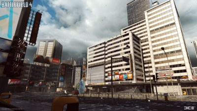 Battlefield 4 development - Skyscraper